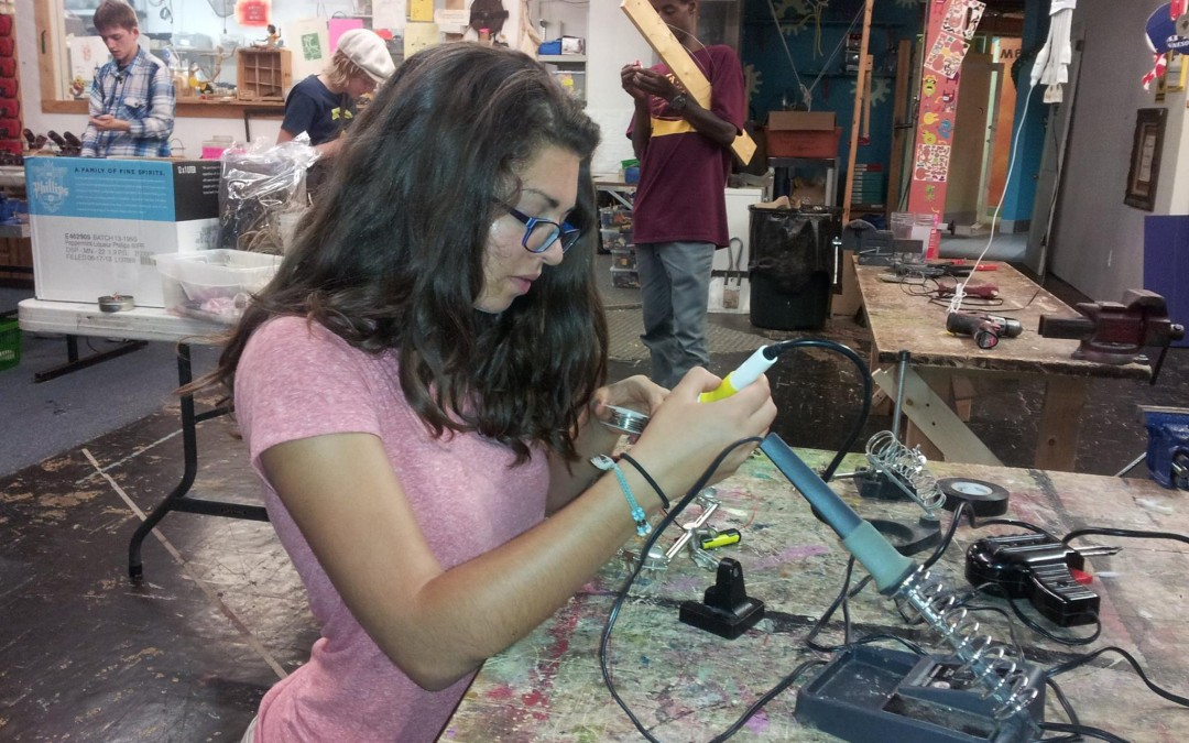Workshops for Teens, Kids and Adults now open!