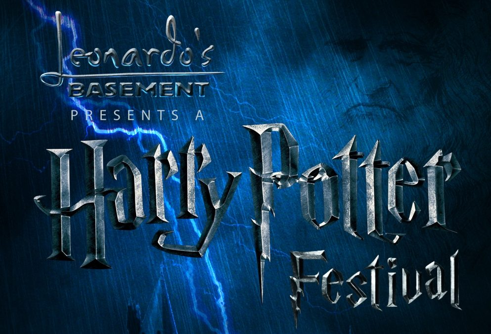 Harry Potter week July 8-13